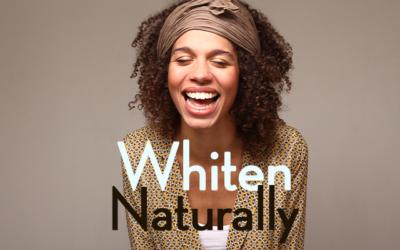 Can You Whiten Teeth Naturally?